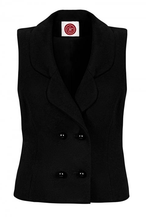 Дамски елек - Дамски дрехи  - Елеци, Луксозни дрехи, бански 2020, промоция бански, комплект мама и бебе, ленени ризи, дрехи по поръчка, шапки с пух, дамски дрехи, дамски палта, Елеци