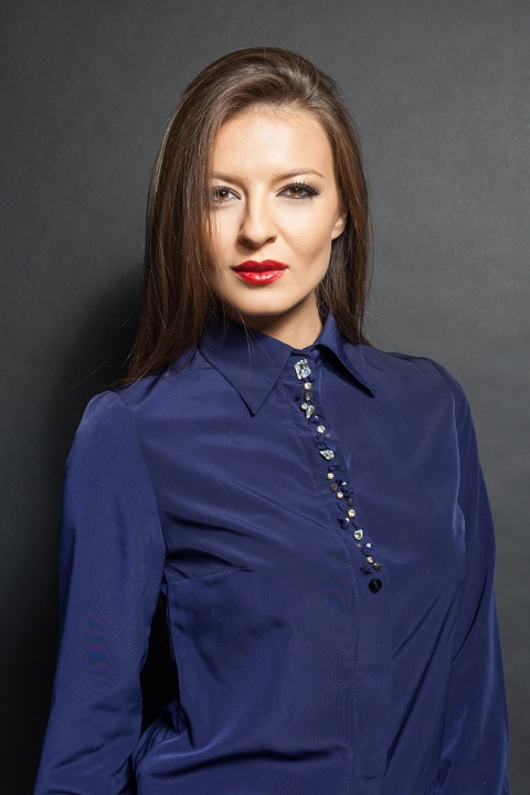 Дамска риза Krystal