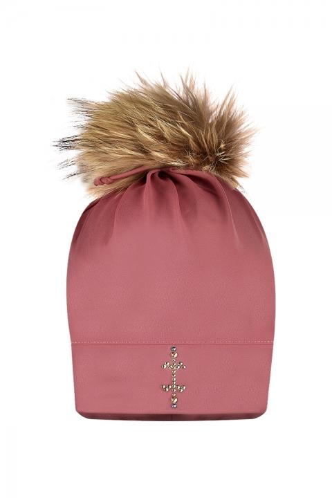 Dolomiti - Аксесоари  - Дамски Шапки, Луксозни дрехи, бански 2020, промоция бански, комплект мама и бебе, ленени ризи, дрехи по поръчка, шапки с пух, дамски дрехи, дамски палта, Дамски Шапки