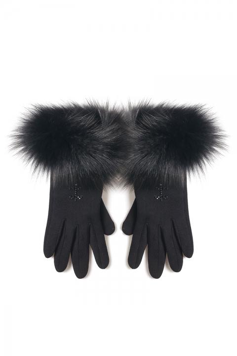Ръкавици My gloves Fox - Аксесоари  - Дамски ръкавици, Луксозни дрехи, бански 2019, промоция бански, комплект мама и бебе, ленени ризи, дрехи по поръчка, шапки с пух, дамски дрехи, дамски палта, Дамски ръкавици