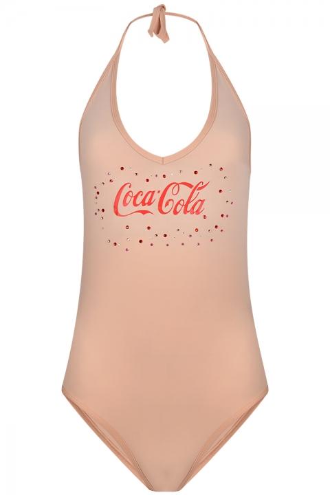 Дамски цял бански Coca-Cola & Ka