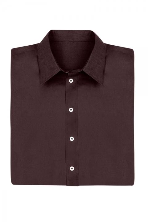 Мъжка ленена риза - Мъжки дрехи  - Ризи, Луксозни дрехи, бански 2020, промоция бански, комплект мама и бебе, ленени ризи, дрехи по поръчка, шапки с пух, дамски дрехи, дамски палта, Ризи