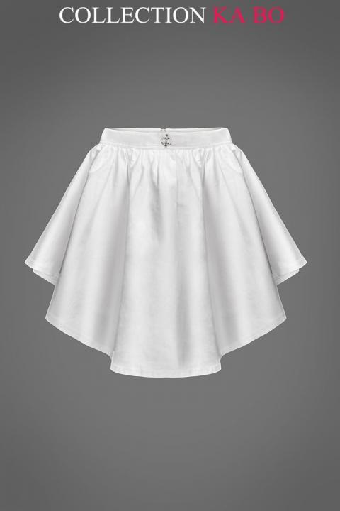 Дамска асиметрична пола