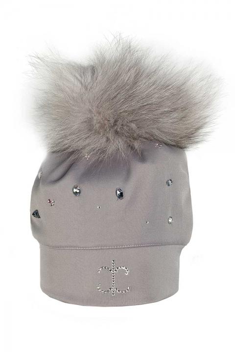 Дамска шапка Silver