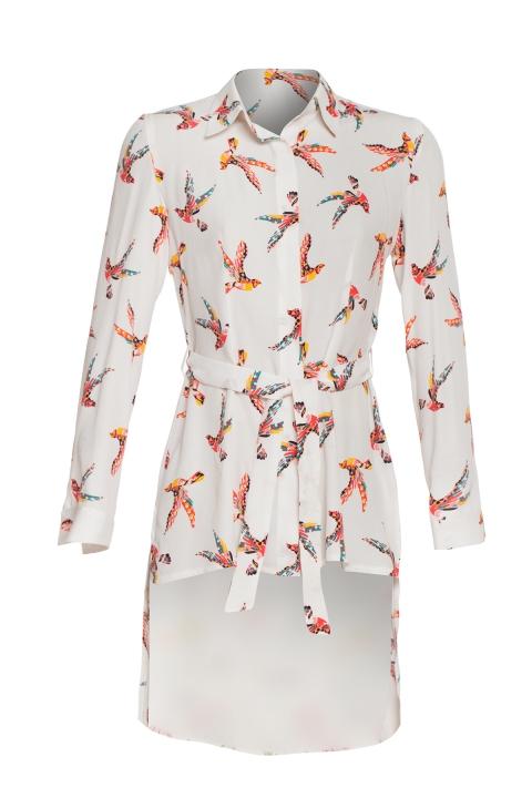 Дамска риза Freedom - Дамски дрехи  - Ризи, Луксозни дрехи, бански 2019, промоция бански, комплект мама и бебе, ленени ризи, дрехи по поръчка, шапки с пух, дамски дрехи, дамски палта, Ризи