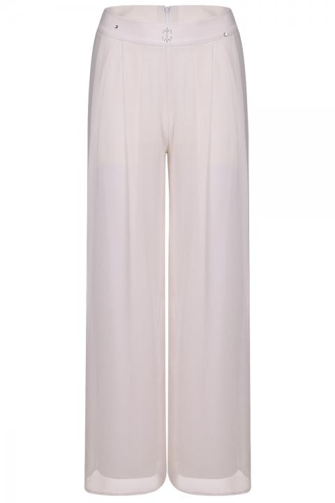 Дамски панталон Blanc & SWAROVSKI