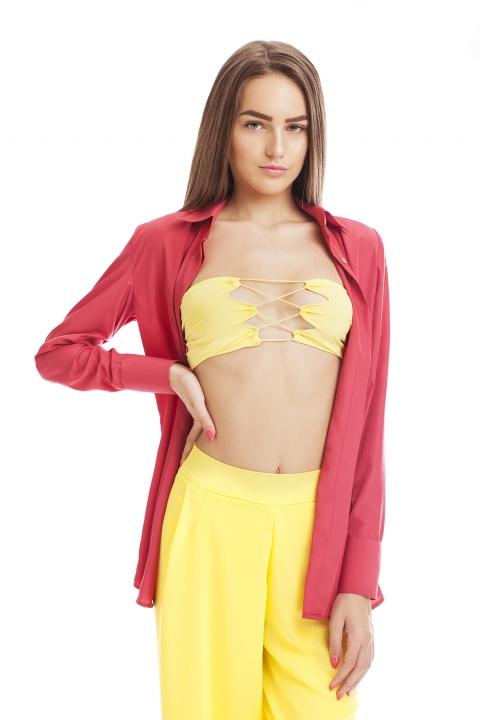Спортен сет  Yellow & Pink