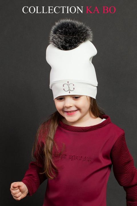 Детска шапка Panda