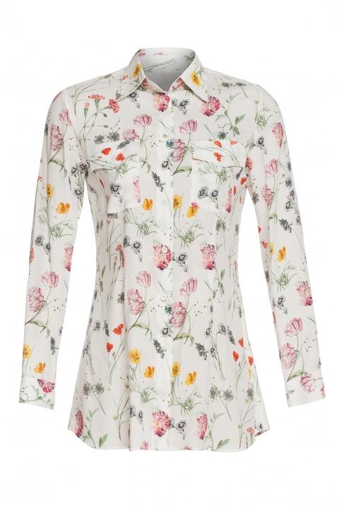 Дамска риза Daisy - Дамски дрехи  - Ризи, Луксозни дрехи, бански 2018, промоция бански, комплект мама и бебе, ленени ризи, дрехи по поръчка, шапки с пух, дамски дрехи, дамски палта, Ризи