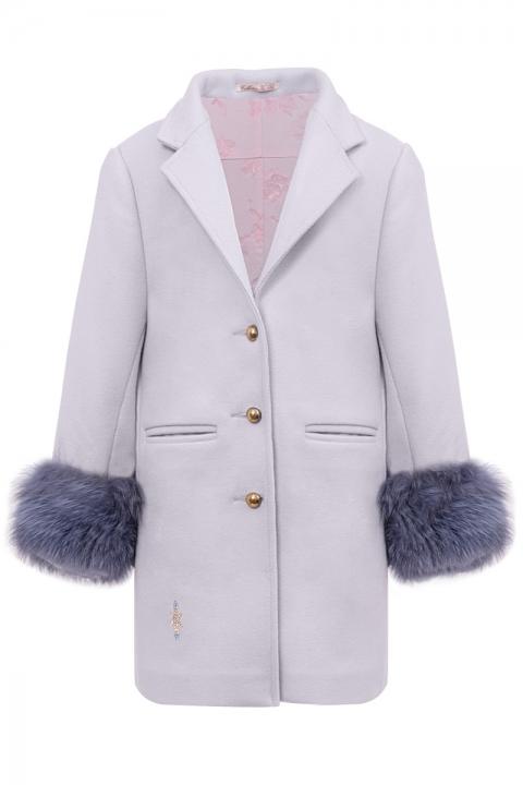 Детско палто - Детски дрехи  - Палта, Луксозни дрехи, бански 2020, промоция бански, комплект мама и бебе, ленени ризи, дрехи по поръчка, шапки с пух, дамски дрехи, дамски палта, Палта
