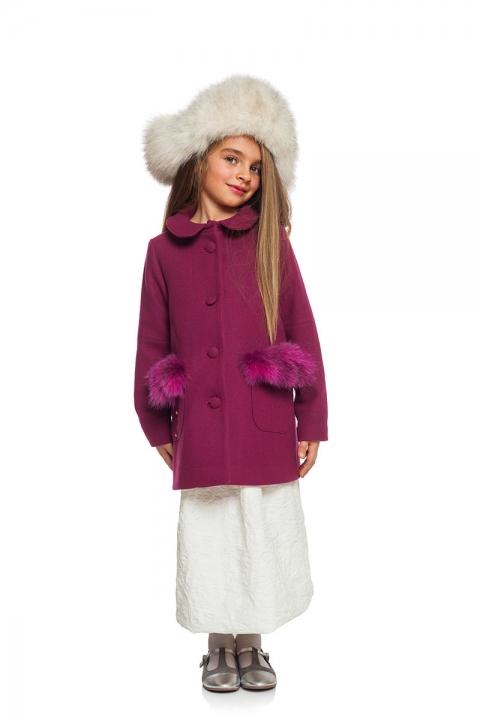 Детско палто Baby Coat & Fox